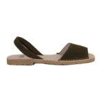 Woman menorcan sandal