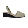women avarca wedge sole