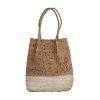palmetto and cork bag