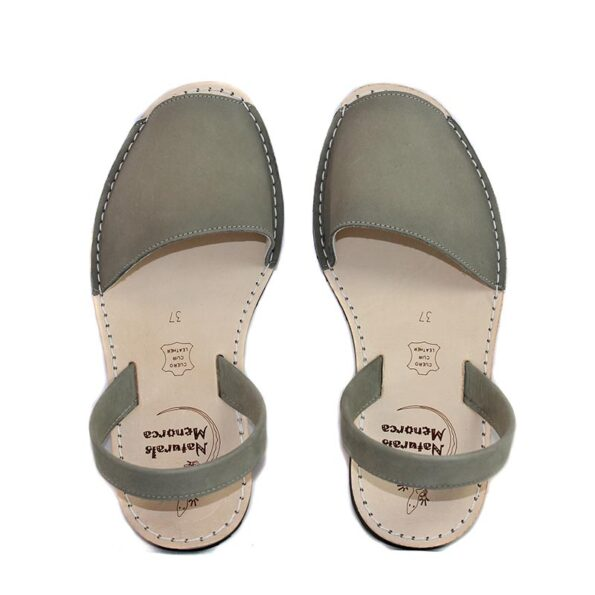 Man menorcan sandal