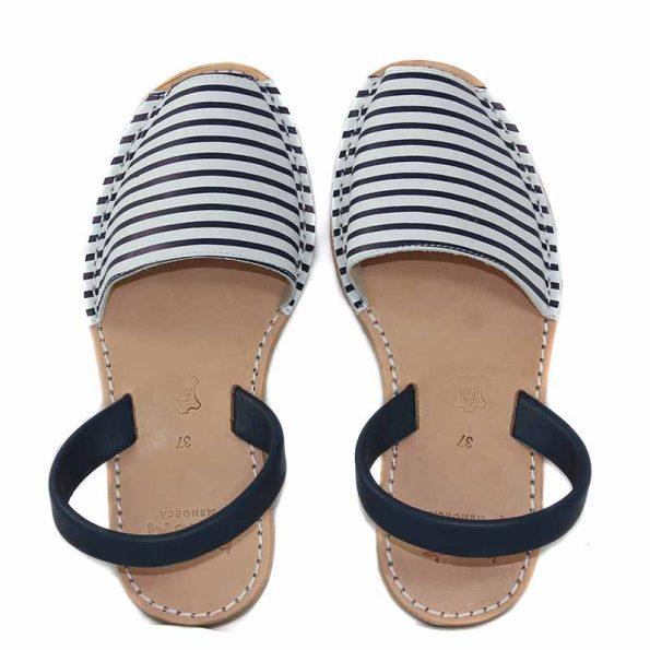 menorcan marine sandal