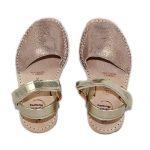 kids menorcan sandal