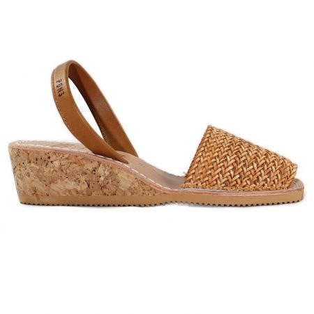 avarca wedge braided fabric